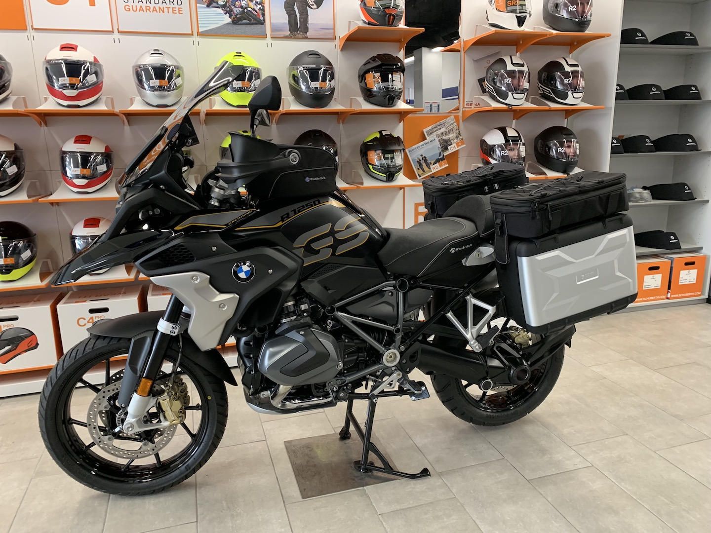 BMW R 1250 GS Exclusive - Wunderlich Edition