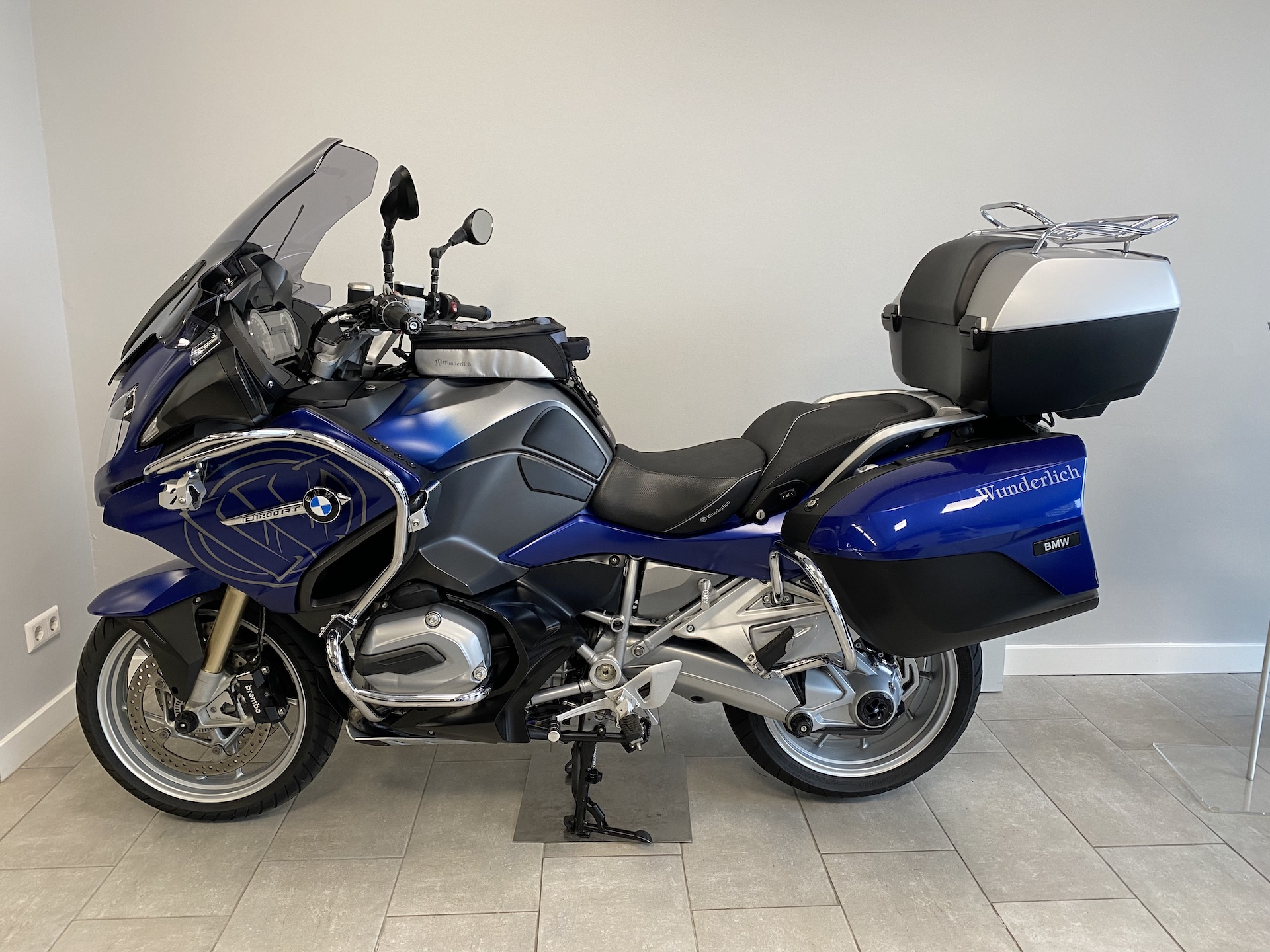 BMW R 1200 RT LC | 11.722 KM
