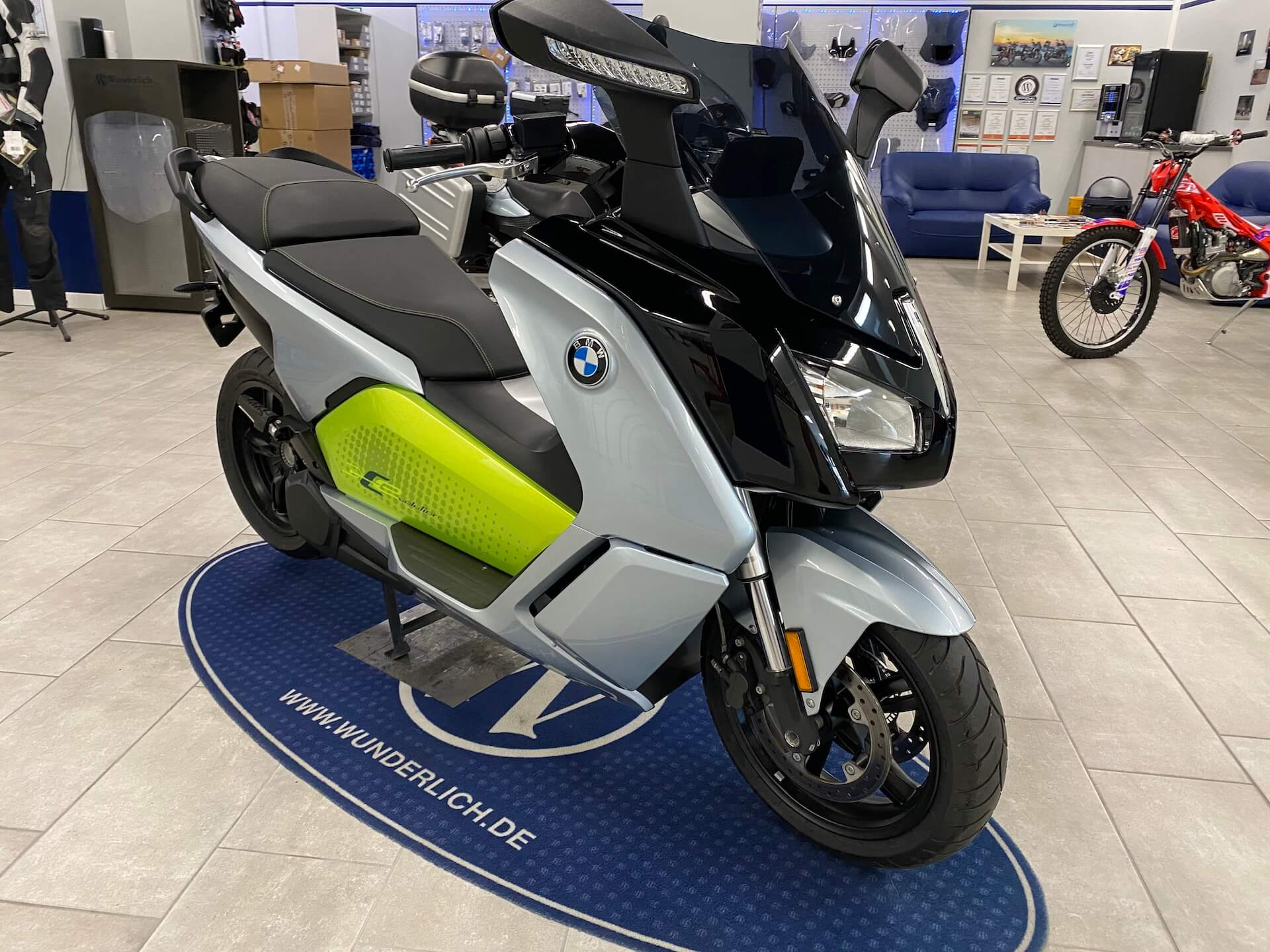 BMW C Evolution | 3.266 KM